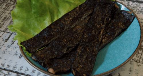 Сыроедческая рыбная нарезка